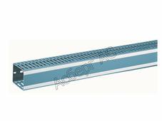 Кабель-канал 40х40 перфорированный 6,5/6 мм Legrand, 636106