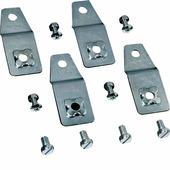 Набор из 4-х скоб для крепления шкафов MАS Eldon, AW41