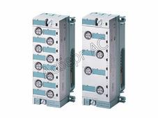 Модульные устройства Siemens Электронный модуль для ET200PRO 8 дискретных входов (8 DI) =24В, диагностика модуля; включая шинный модуль Siemens, 6ES71414BF000AA0