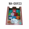 Игровой набор Junfa toys Кубики