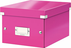 Коробка складная, А5, Leitz Click & Store