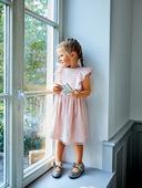 Электронная выкройка Burda - Платье для девочки №131