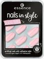 Накладные ногти на клейкой основе Essence Nails in style, №08, 32 г