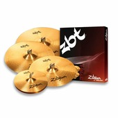 Комплект тарелок ZILDJIAN ZBTP390-A ZBT 5 BOX SET