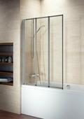 Стеклянная шторка для ванны Riho VZ Alta 100 100 x 140 100 / 140 см