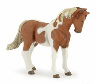 PAPO Коллекционная фигурка PAPO. Пегая лошадь.
