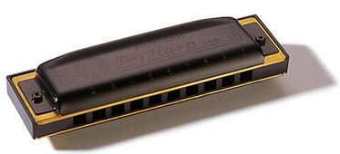 Губная гармошка Hohner Pro Harp 562/20 MS C (M564016)