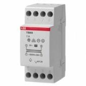 Трансформаторы тока CT 12/2500 Трансформатор тока 2500/5A, под шину сечением до 125х50мм ABB