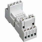 CR-M2LS Цоколь для реле CR-M 2ПК ABB, 1SVR405651R1100
