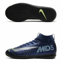 Футзалки NIKE SUPERFLY 7 ACADEMY MDS IC BQ5529-401 JR