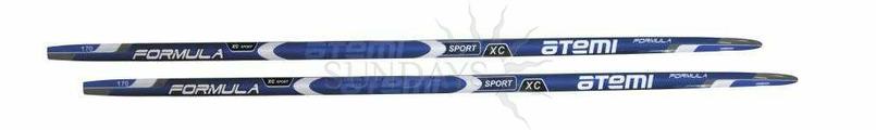 Лыжи беговые Atemi Formula STEP blue 140