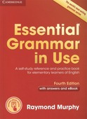 "Murphy R. ""Essential Grammar in Use A self-study reference and practice book for elementary learners of English Fourth Edition with answers and eBook"""