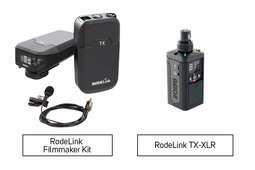 RodeLink Filmmaker Kit + RodeLink TX-XLR