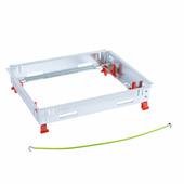 Основание неукомплектованное для монтажа ревизионной напольной коробки стандартное исполнение 12-18 модулей. Legrand (Легранд). 088040