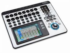 QSC Touchmix-16 - Цифровой сенсорный микшер 16 микр./лин. входов, 2 стерео входа, 4 эффекта,