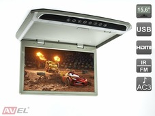 потолочный монитор AVEL AVS1507MPP (серый)