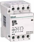 Модульный контактор 2НО+2НЗ 40А 230В МК-103 DEKraft Schneider Electric, 18083DEK