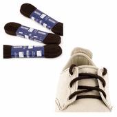 Шнурки Saphir (круглые, толстые) (Цвет-05 Темно-коричневый Размер-60 см)