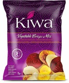 Kiwa ассорти овощных чипсов, 70 г