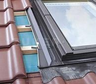Оклад для мансардного окна Fakro EZV, 660x980 мм