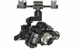 Профессиональный 3-осевой карданный подвес DJI Zenmuse Gimba Z15 для камеры Panasonic GH4 (HD)
