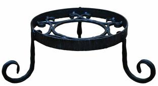 Кованая подставка для тандыра