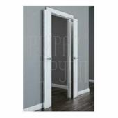 Система дверь-книжка CompactTwin 800F90DX правая створка 2х456 мм система раздвижных дверей
