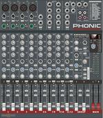 Микшерный пульт Phonic AM442D USB