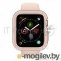 Кейс SwitchEasy Case для Apple Watch4 40мм. Материал полиуретан. Цвет розовый.