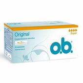 """O.B. Тампоны """"ориджинал супер"""" 16 штук (O.B., Original)"""