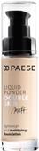 Тональный крем Paese Liquid Powder Double Skin Matt легкий матирующий 20M