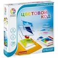 Bondibon (Бондибон) Логическая игра Bondibon Цветовой код, арт. ВВ0352