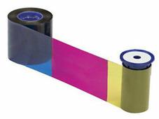 Color Ribbon, YMCK-K для Datacard SR300