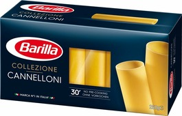 Barilla Cannelloni паста каннеллони, 250 г
