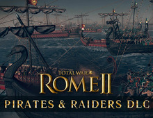 Sega Total War : Rome II : Pirates & Raiders DLC (SEGA_2561)