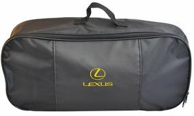 """Набор аварийный в сумке """"Auto Premium"""", с логотипом """"Lexus"""" + жилет светоотражающий, размер XL. 67473"""