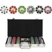 Набор для покера Royal Flush на 300 фишек RF300 Partida