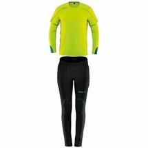 Комплект свитер + брюки ВР. UHLSPORT STREAM 22 TORWART-SET 100562408 JR
