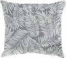 """Подушка декоративная KauffOrt """"Пальма"""", цвет: серый, 40 x 40 см"""