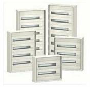 Прозрачная дверь для шкафа 6 рядов, 1080х550мм Prisma Pack Schneider Electric, 08096