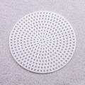Канва пластиковая круг , D 7,5 см