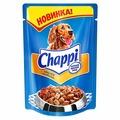 Корм CHAPPI для взрослых собак Мясное изобилие, 100гр