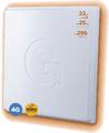 Gellan LTE-22M MIMO BOX панельная Антенна, 3G/4G/LTE/WiFi, 15 дБ