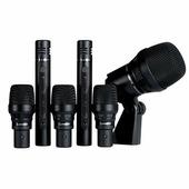 LEWITT DTP Beat Kit 6 - Комплект для ударных в кейсе из шести микрофонов