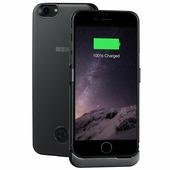 Чехол-аккумулятор 3000мАч Li-Pol для iPhone7/8 BLACK