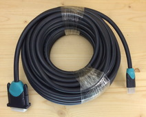 Кабель-конвертер AVE HDAD-20 (HDMI \ DVI) 20 метров