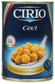 Cirio Ceci турецкий горох консервированный, 400 г