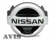 AVEL CCD штатная камера переднего вида AVIS AVS324CPR для NISSAN (#114)