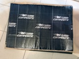 Вибропоглащающий материал Comfortmat Turbo M2 - 0,5х0,7 (Толщина 2мм)
