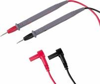 """Щупы для измерительных приборов и токовых клещей Rexant """"REX05"""", с защитными изолирующими колпачками"""